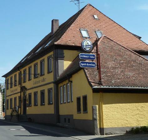 Landgasthof Goldener Adler: Goldener Adler