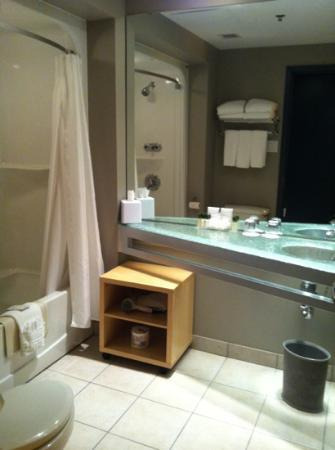 Inn at the Forks: bathroom