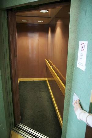 BEST WESTERN Hotel Kurfuerst Wilhelm I: エレベーター