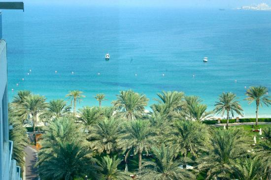 Sheraton Jumeirah Beach Resort: The view from my room