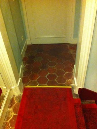 Hotel Eldorado: couloir