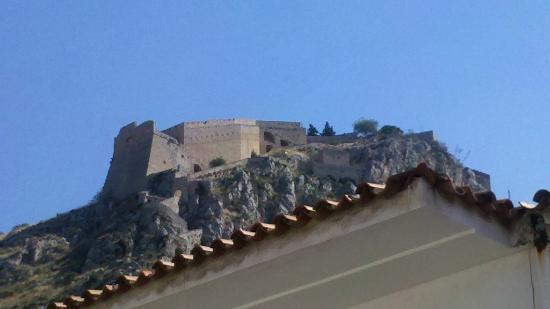 Dias Hotel: View of the Palmidi