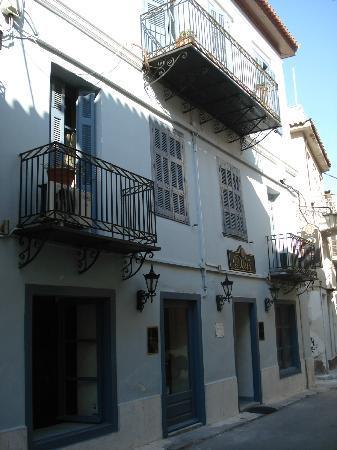 Dias Hotel: Street view