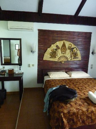 The Village Bunaken: The room