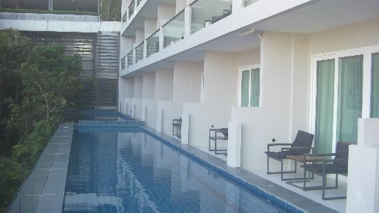Sea Sun Sand Resort & Spa: Private pool
