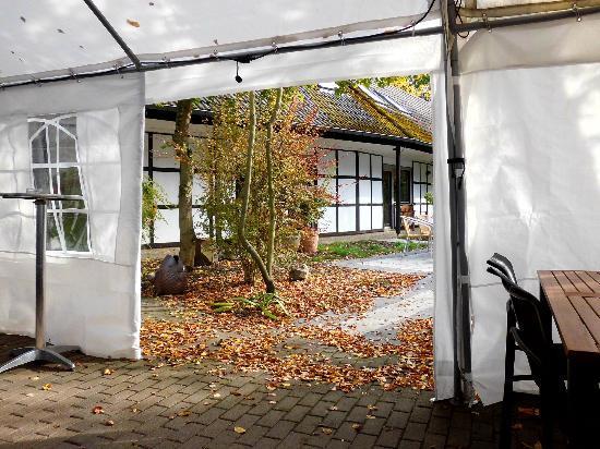 Seminarhotel Jakobsberg: Hotelgelände