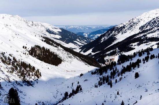 Hochfügen Skigebiet