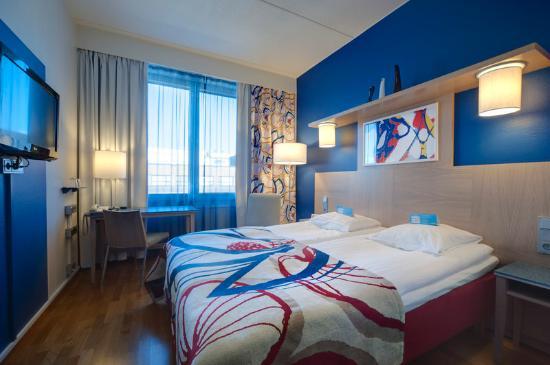 Cumulus Pori Hotel: Guest Room