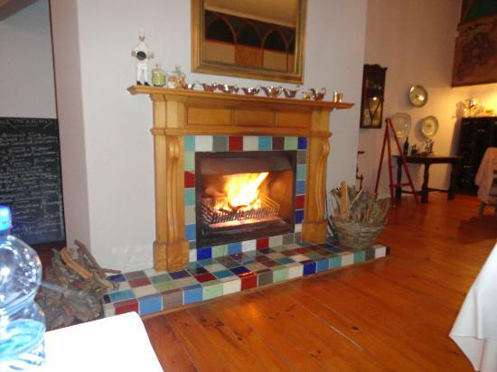 Pembreys : Great Fireplace