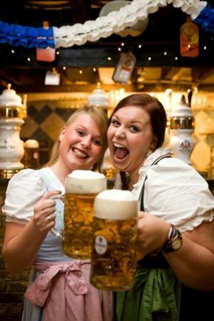 Bavarian Beerhouse Old Street: Good times at Old Street