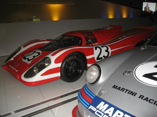 Porsche-Museum: legendär