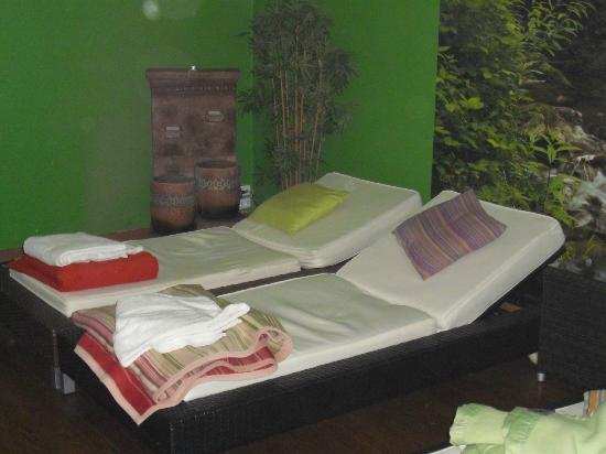 Hotel Ziegelruh: Wellneßbereich