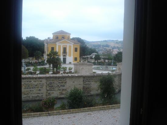 Villa Collio Relais: Vista dalla camera