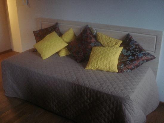 Villa Collio Relais: sofa