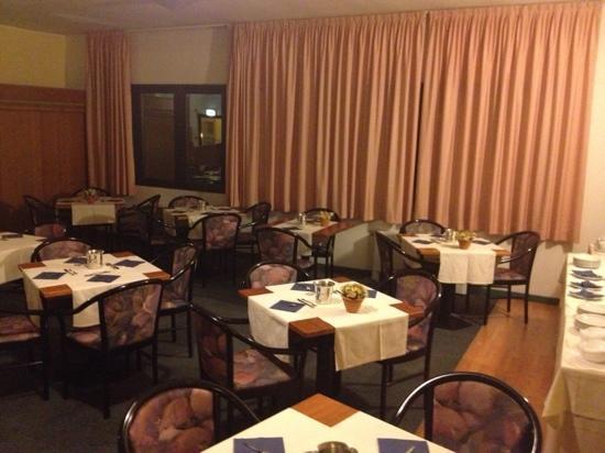 Hotel Verbano 2000: sala colazione