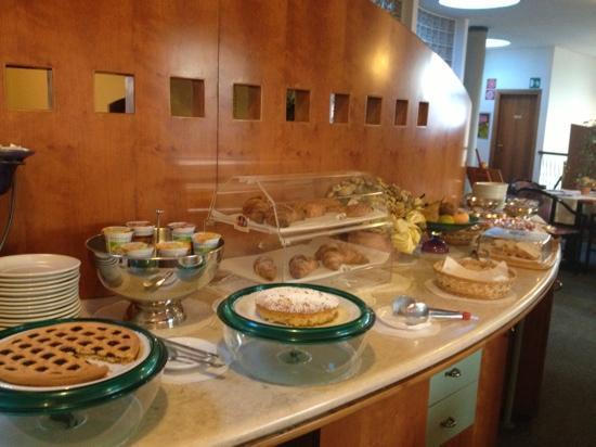 Brunello, İtalya: colazione 2