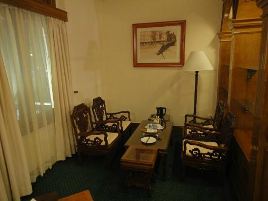 Hotel Continental Saigon: 応接