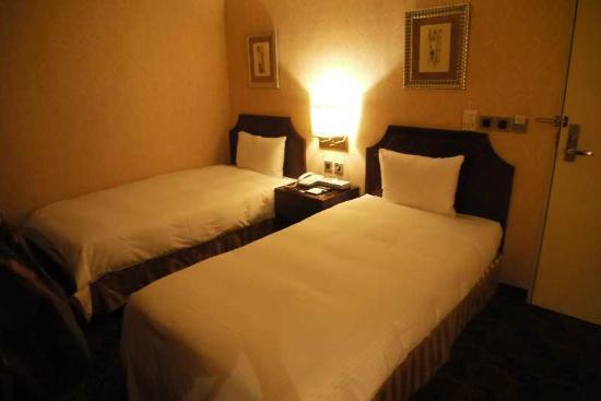 Green Peak Hotel: ツインルーム