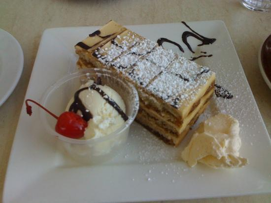 Domenico's on Kings: best tiramisu ever