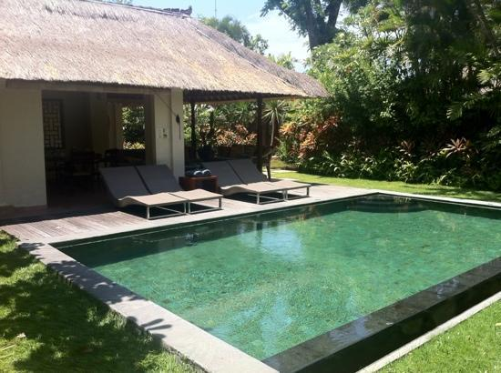 The Pavilions Bali: Our beautiful Villa 18