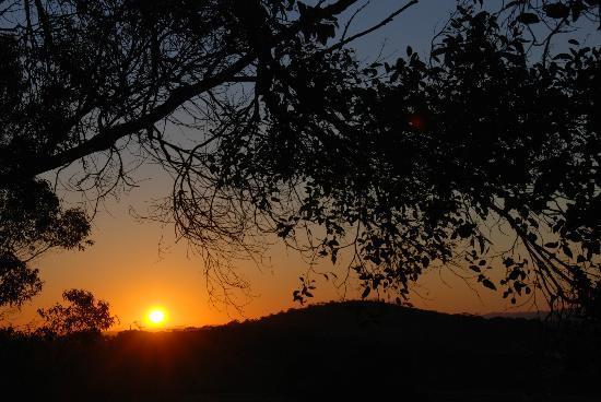 Karma Chalets and Karisma Spa: sunrise
