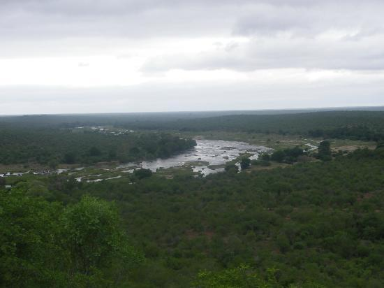 Olifants Rest Camp: Olifant rest camp