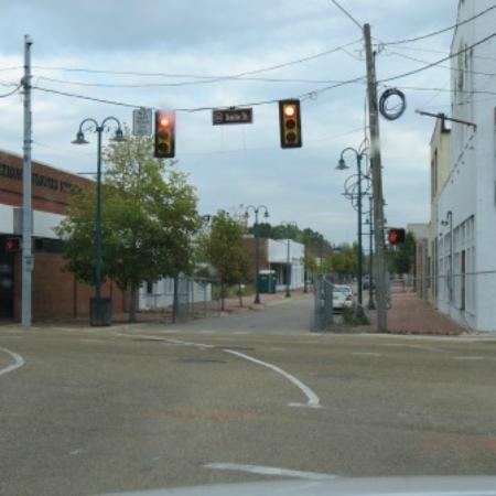 Jackson, MS: inhabitée , abandonnée