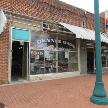 Jackson, MS: seul boutique qui a resisté