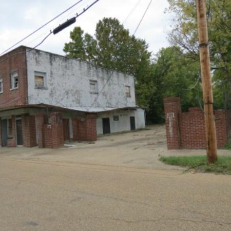 Farish Street Historical District: etat delabré