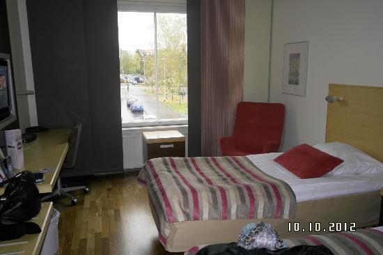 Original Sokos Hotel Vaakuna: номер