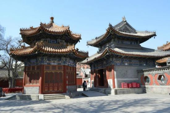 Wanshou Temple (Temple of Longevity)