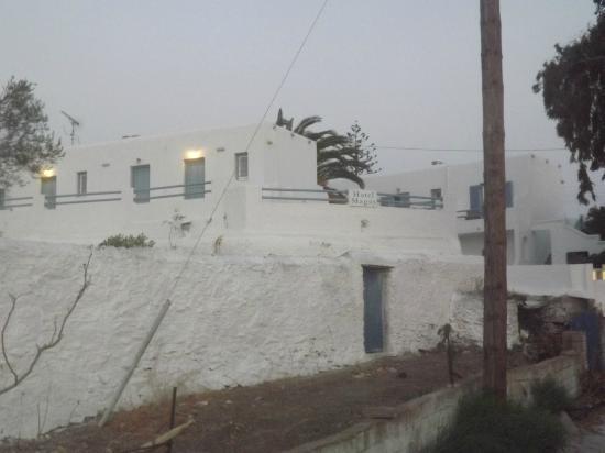 Magas Hotel: Vista dell'hotel