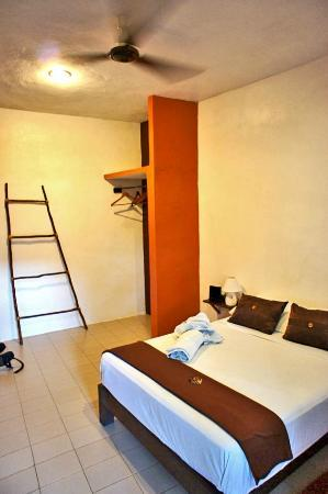 Secret Garden Hotel: room