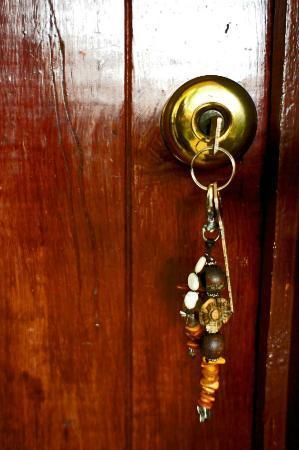 Secret Garden Hotel: door