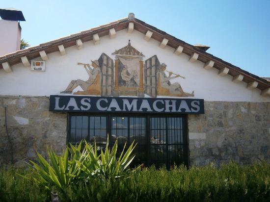 Las Camachas: Un buen restaurante pero, imprescindible coche para llegar