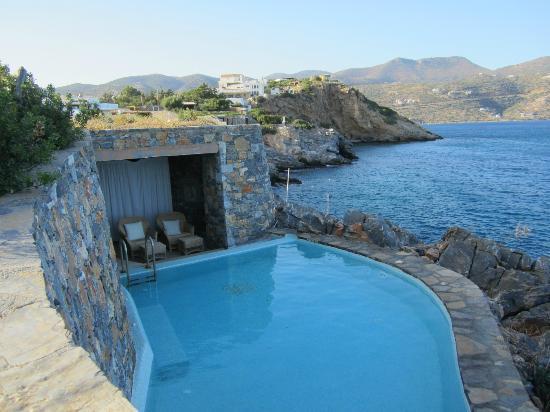St. Nicolas Bay Resort Hotel & Villas: Bain d'Aphrodite