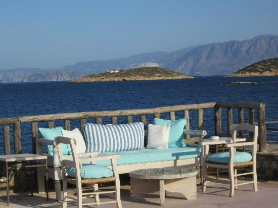 St. Nicolas Bay Resort Hotel & Villas: Vue sur le golfe