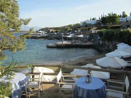 St. Nicolas Bay Resort Hotel & Villas: Eau cristalline...