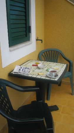 Casa Famiani: Balcony