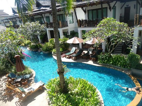 Railay Village Resort: Private Pool Rooms