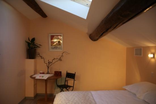 les chambres de jeannette : suite san Marco, spacieuse lumineuse et romantique