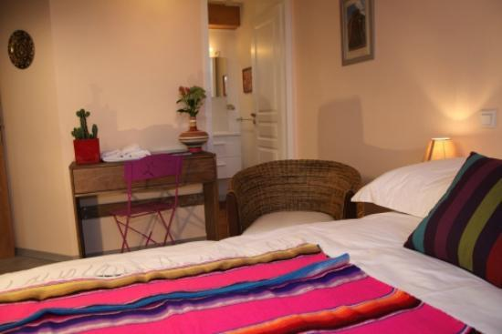 les chambres de jeannette : Playa del carmen, belle salle de bains