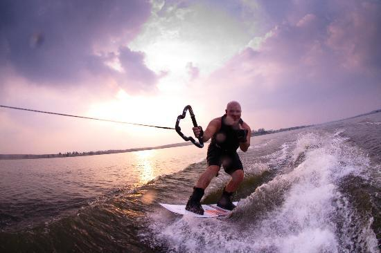 Wakeboarding Thailand Camp: Happy days