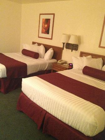 Holiday Inn Express Cedar City: Doppelzimmer