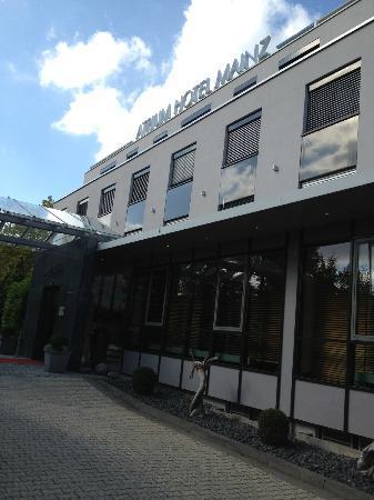 Atrium Hotel Mainz: Основное здание отеля