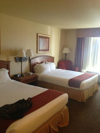 Holiday Inn Express Cedar City: Doppezimmer