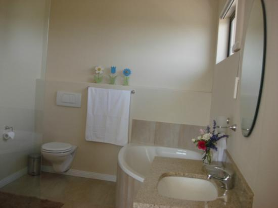 Heather Heights : Full en-suite bathrooms all with frameless wall-in showers and wall hung toilets.
