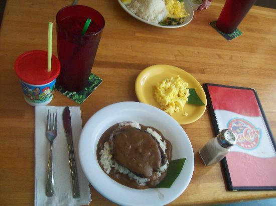 Big City Diner: Loco moco at BCD!