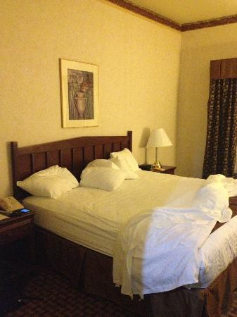 Best Western Plus Rama Inn & Suites: Doppelbett