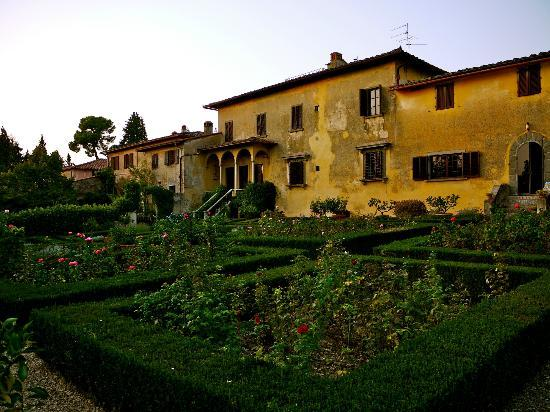 Villa Baldasseroni: The beutiful Villa